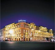 SPA бизнес в Radisson Royal на Невском