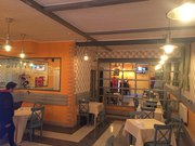 Ресторан доставки пиццы и стейков + кафе в элитном жилом комплексе