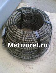 Грозотрос МЗ ф 8, 0,  9, 2 11, 0 22, 5 мм ТУ 062-2008